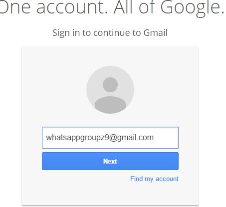 Gmail Email id का Password Change कैसे करे