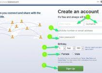 Computer पर फेसबुक अकाउंट कैसे बनाए