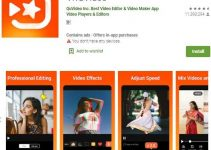 vivavideo photo se video banane wala app