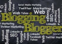Blog blogging blogger means in Hindi
