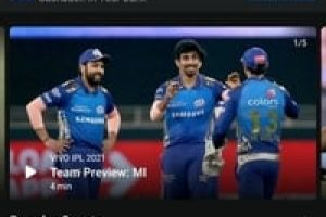 IPL Live Match App Website