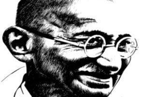 Mahatma Gandhi Essay in Hindi: